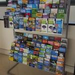 60 pocket brochure holders