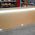 Illuminated acrylic bar